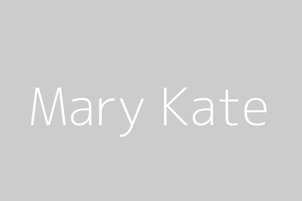 Mary Kate Record