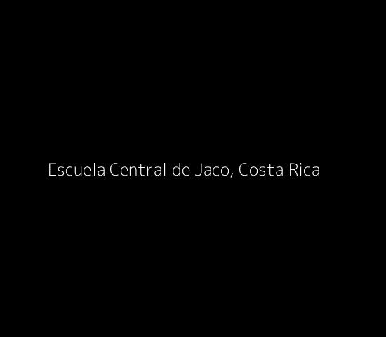 Dummy image for text 'Escuela Central de Jaco, Costa Rica'. Banner Size: 550 x 480